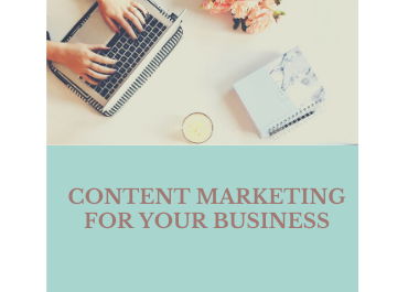 I will do content marketing for your business.