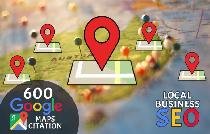 I will create 2000 google map citations and high authority backlink