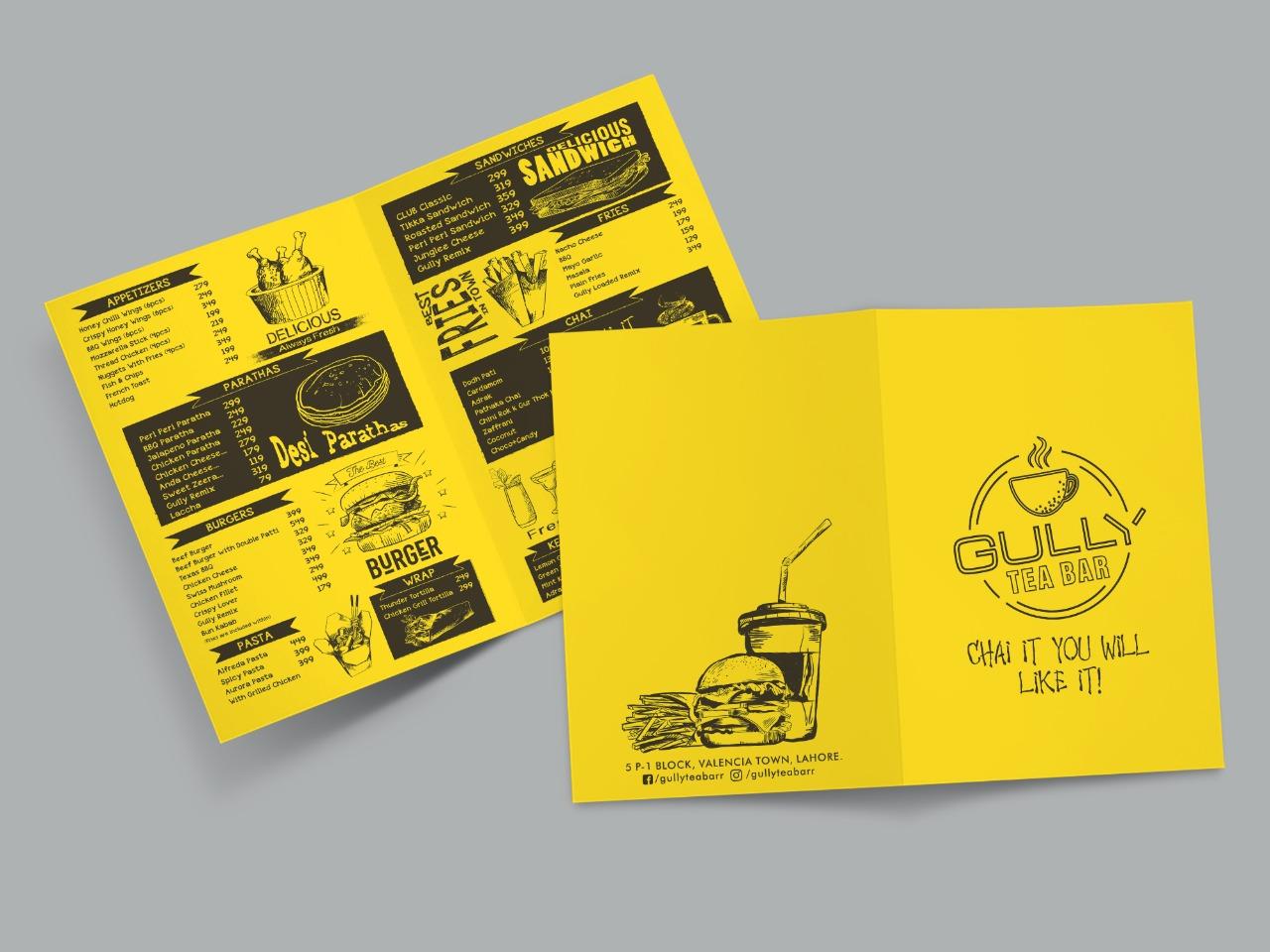 I will design incredible professional flyer,  brochure,  tri fold