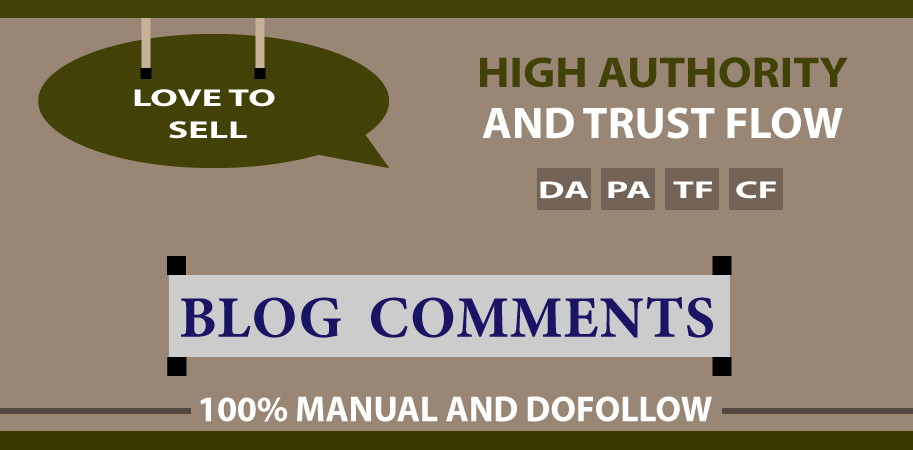 Manually 40 Dofollow Blog comments create for skyrocket your website.