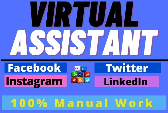 I will be your virtual manager and personal SEO assistant