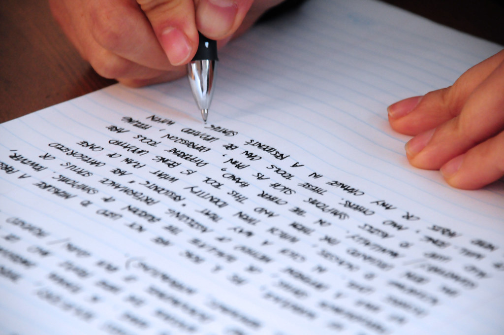 3 Article writing in any field