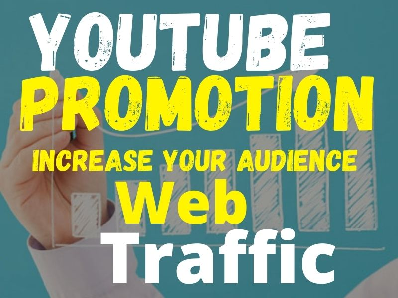 drive your organic web traffic and youtube audience