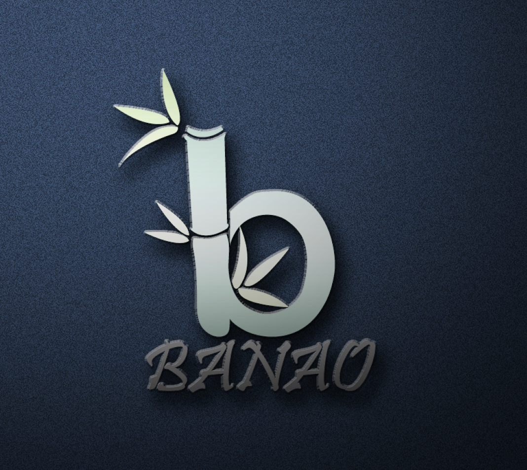 3D design creative and unique logo