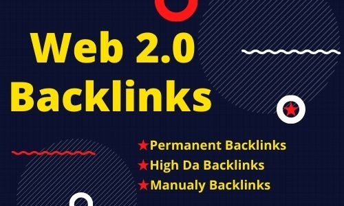 I will Create Manually 20 High authority web 2 0 backlinks for Boost SEO Ranking