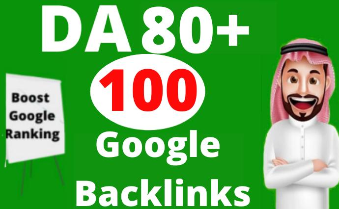 60 Google 301 Redirect Backlinks SEO Dofollow to Rank your Website