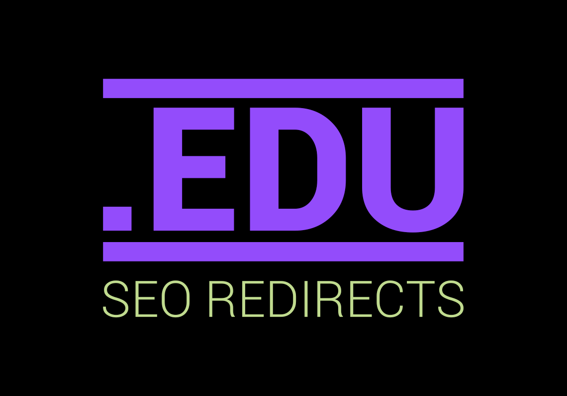 SEO Redirects From 20 different EDU domains + 10k TIER2 links to force indexation