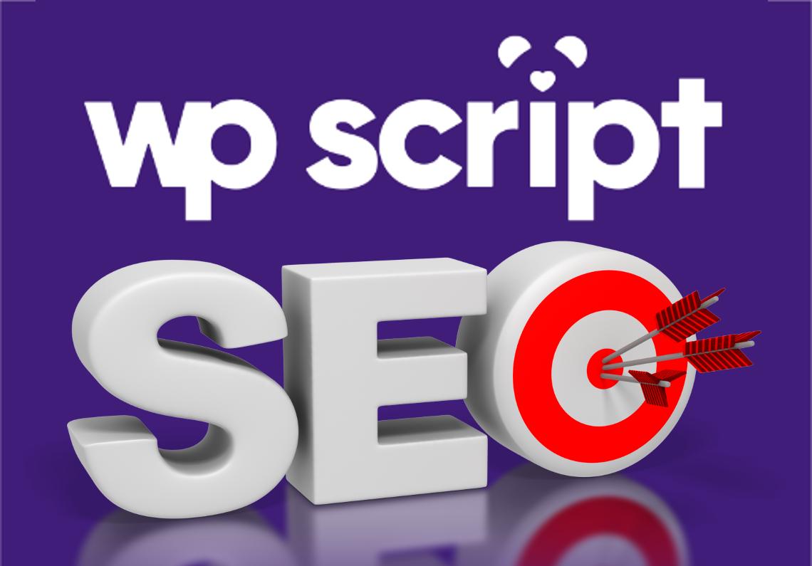 WP-Script SEO Optimization & Basic Configuration