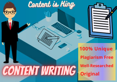 I will be your SEO favorable Content writer-500+ word
