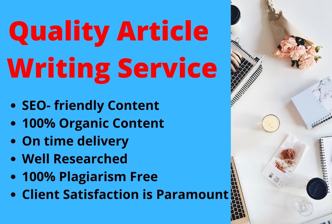 I will provide guest post on High Quality DA Websites