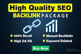 I will build 45 high quality manual backlinks for seo services