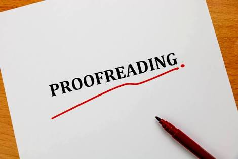 Faster Proofreading Available at cheaper price