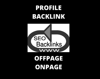 I will create 100 high authority backlink
