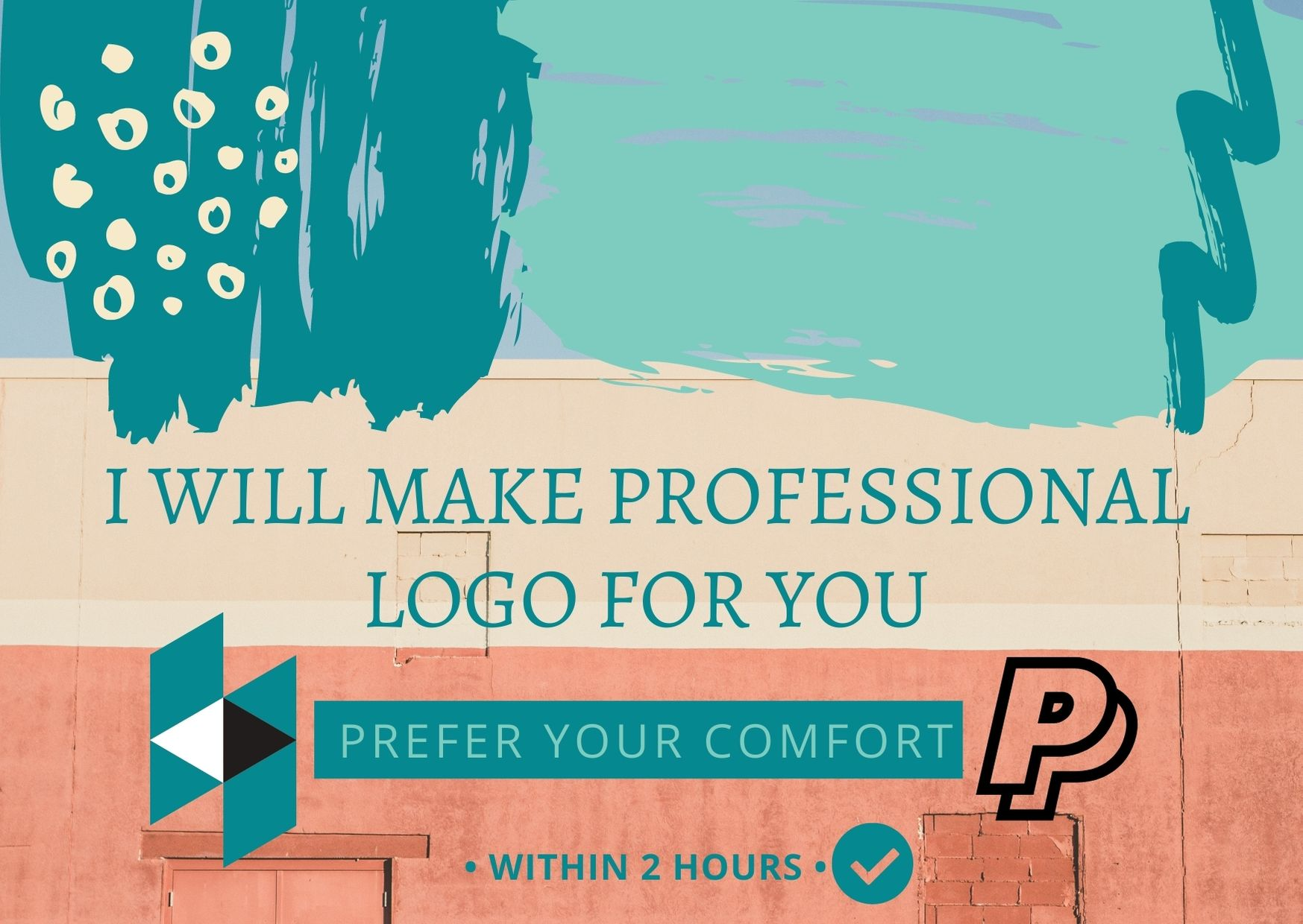I will make professional and versatile logo for your business