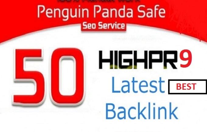 I will build High Matrics High DA 80+98 dofollow 50 up profile backlinks