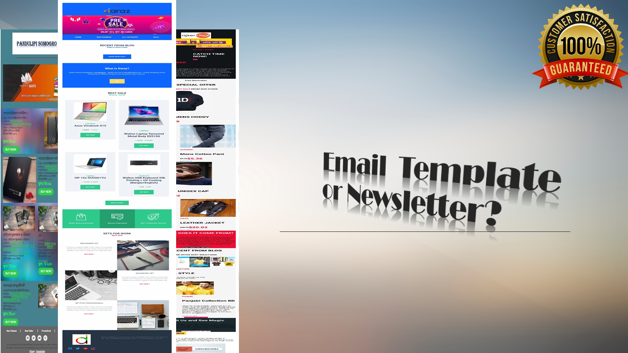 I will design excellent responsive email template or newsletter and do email marketing