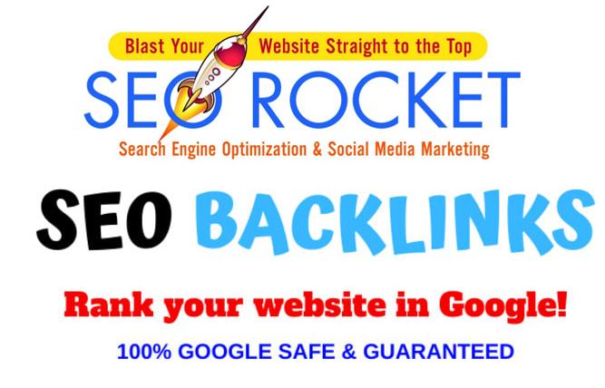 rank website in google with high 310 SEO backlinks,  High DA PA