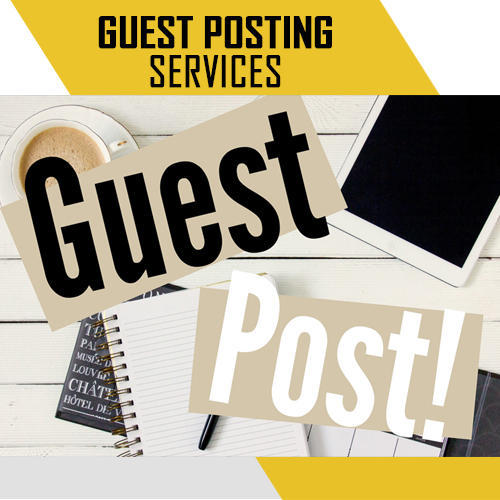 Write and Publish 5 Guest Posts service on 88 Plus DA permanent Backlinks
