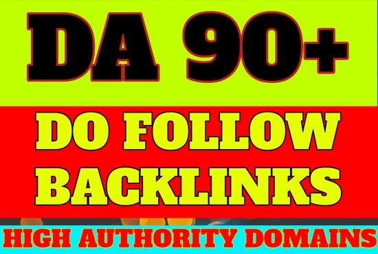 High Quality 2 guest posts 90 plus DA Permanent Dofollow Backlinks