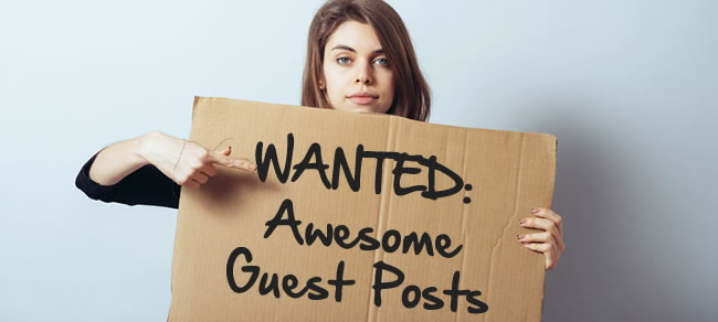 Write And Publish 4 guest posts 80 plus DA strong Links Building Service