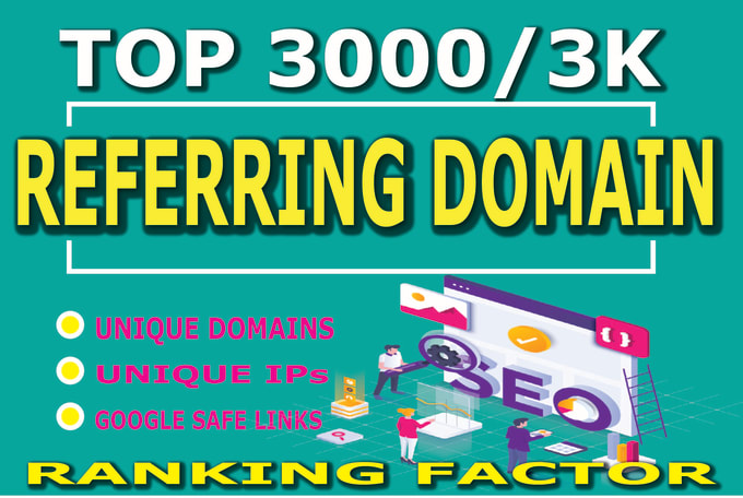 I will manually create 300 referring domain SEO backlinks
