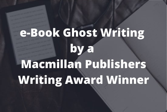 I will write a captivating ebook of up to 40,000 words