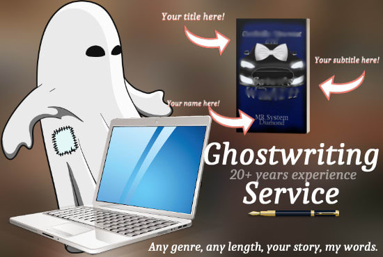 I will write your fiction novel or ebook up to 300k words