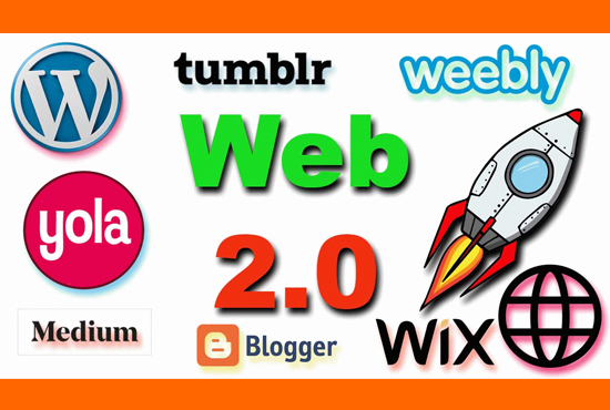 Build 25 High-Quality WEB-2.0 Blog back-links with an Unique article