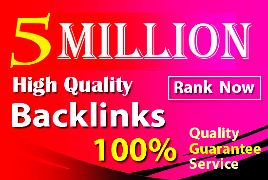 I will create 5 million tier gsa backlink with live check