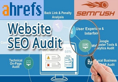 I Will Provide Actionable SEO Audit Report for Your Website