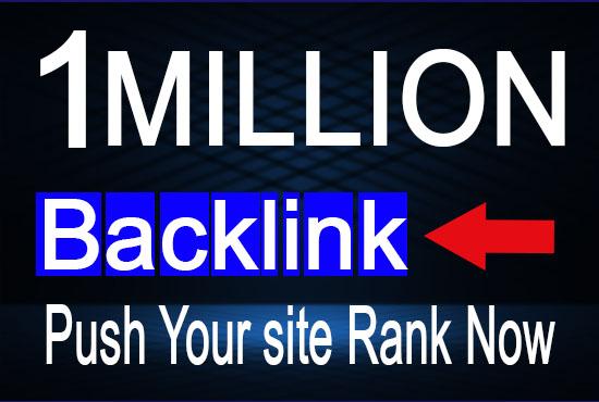 seo combo pack of 1 million gsa backlinks for your website