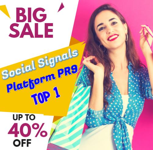 Top 1 Platform Facebook Social Signals SEO Backlinks/Bookmark/Important Website Google ranking