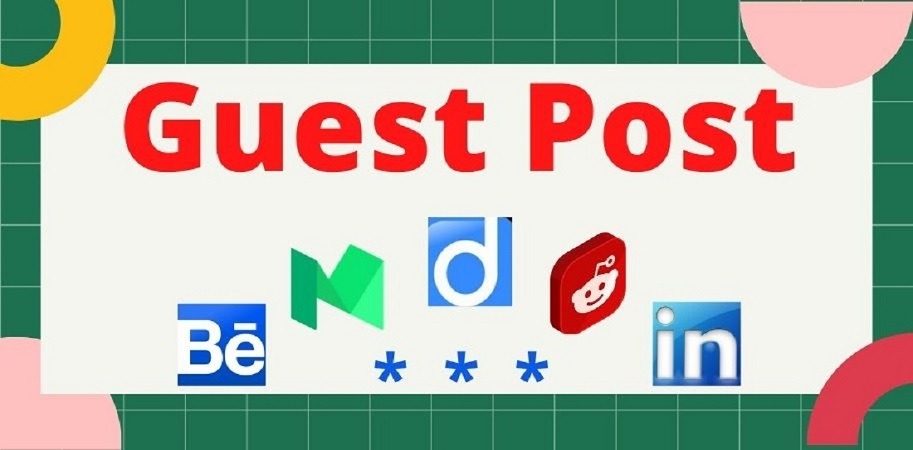 I will do 5 Guest posts on High DA unique blog