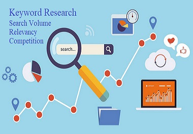 I will do SEO keyword research and competitor analysis to rank fast on Google