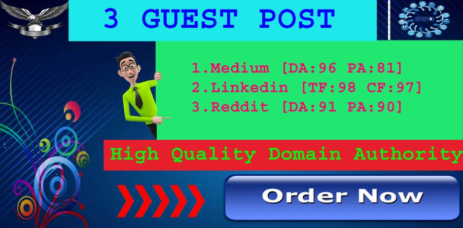 3 EDU Guest Posts DF On High Authority Sites