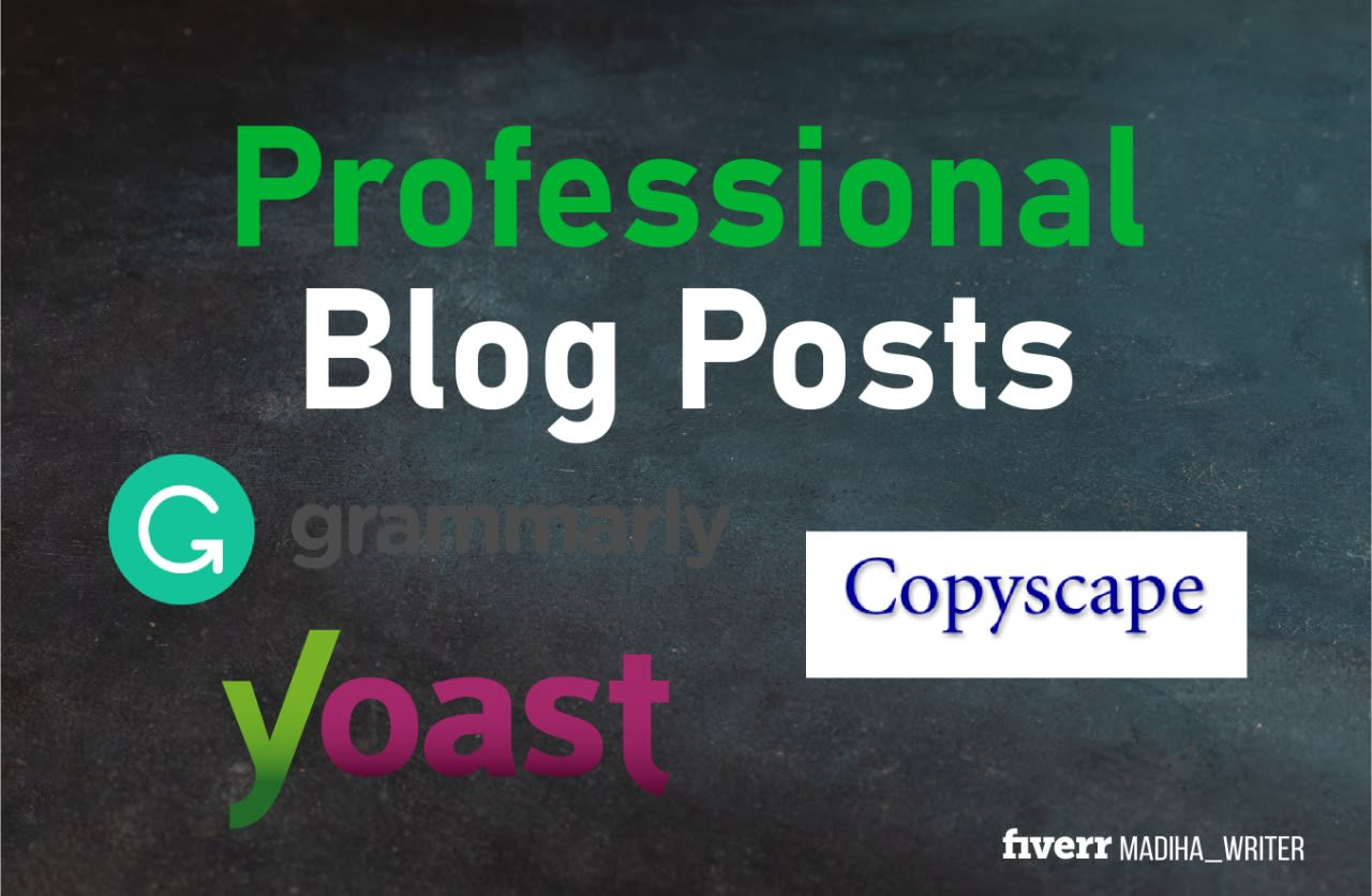 I will do quality SEO article writing,  blog post,  content writing for wordpress site