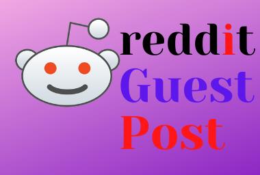 Add 5 SUPERSTRONG DA99 Do-Follow Backlinks From Reddit post