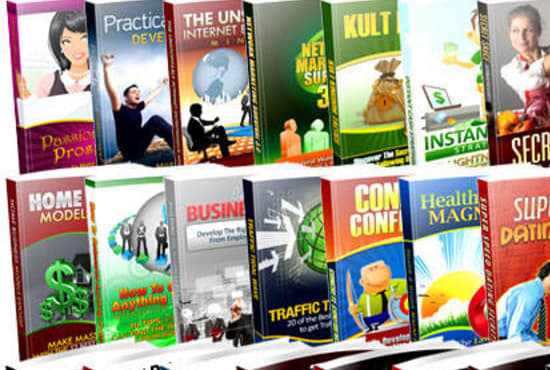 250000 ebook with resale rights