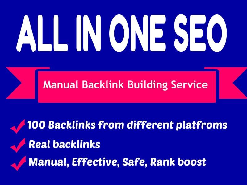 Social Bookmarking,  Web2.0,  Profile Backlinks,  Blog Comments,  Business Listing