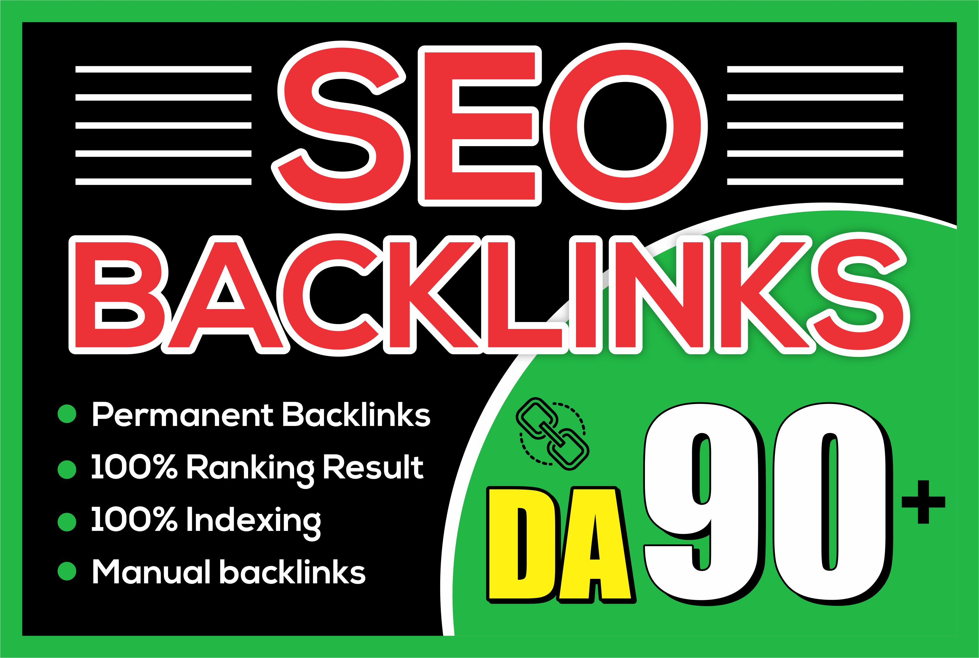 I will build high authority do-follow contextual backlinks off page SEO