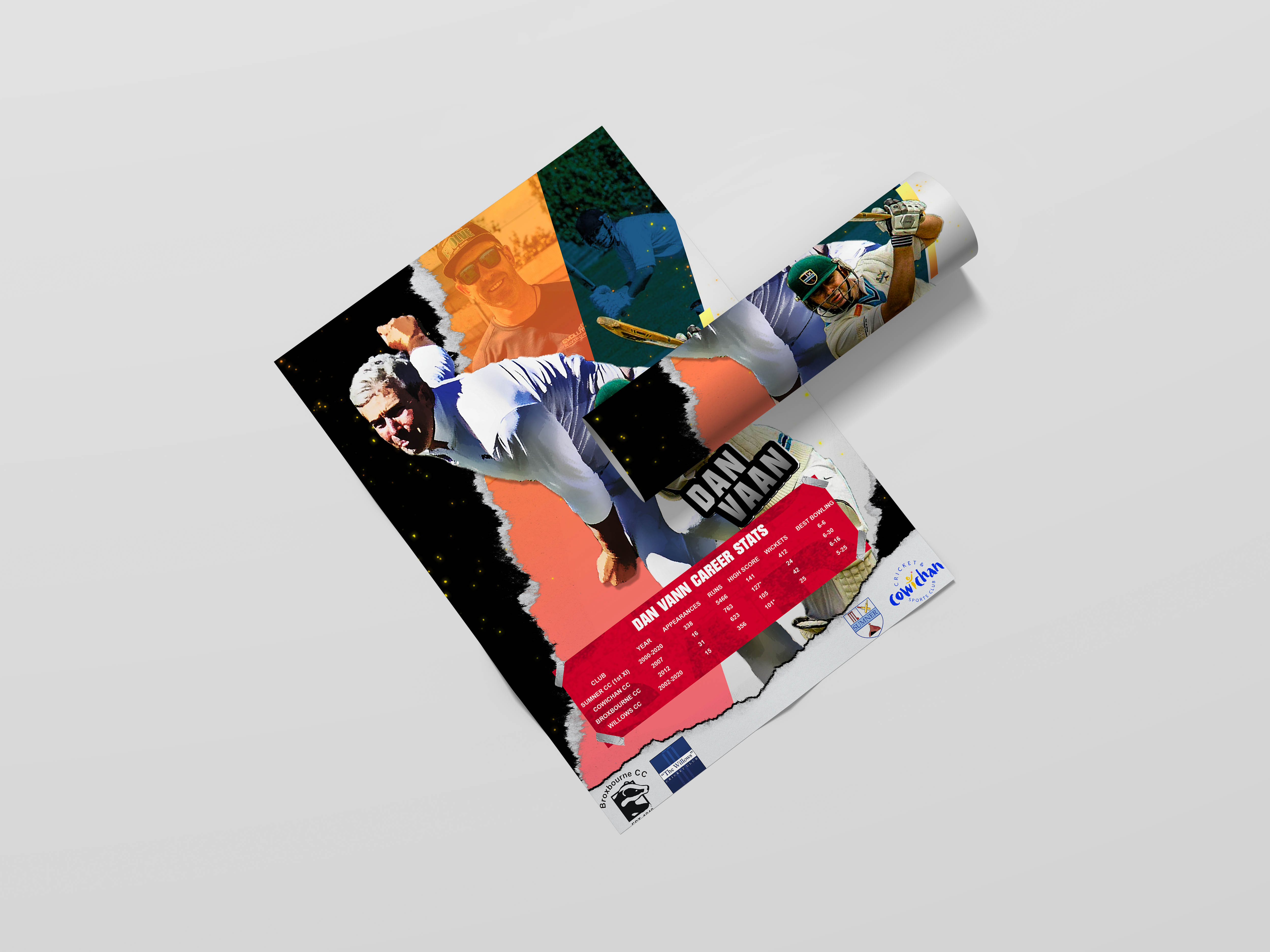 Get amazing sports flyers and posters from me within 12 hours