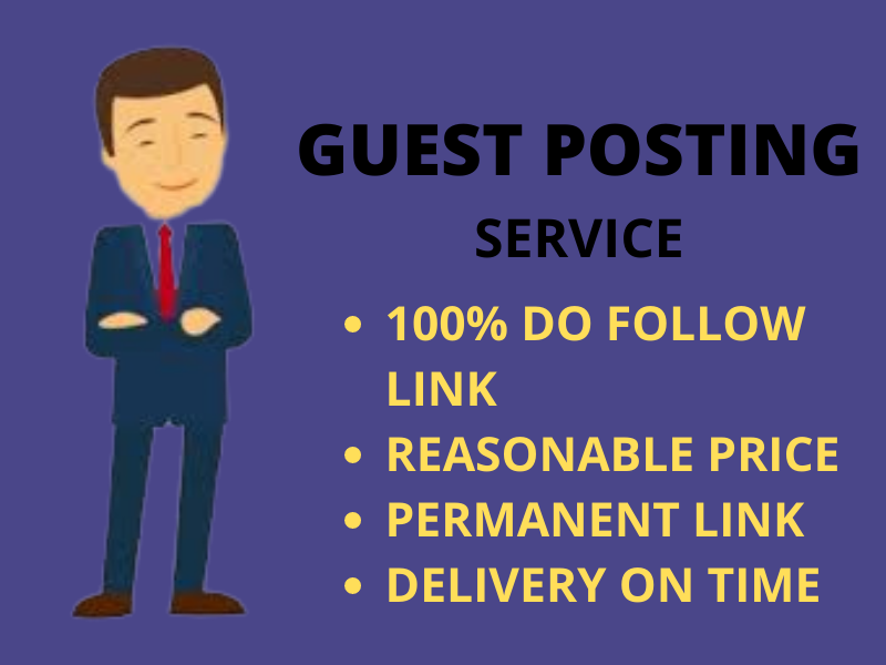 10 High Quality Guest Posting From High Domain Authority Sites