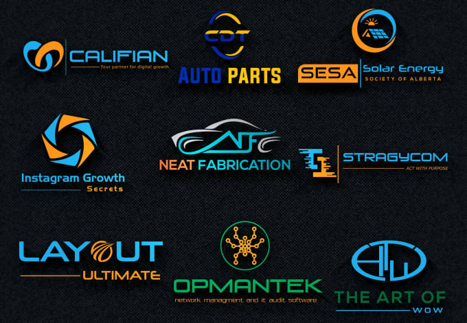 I will do 5 unique and professional logo design