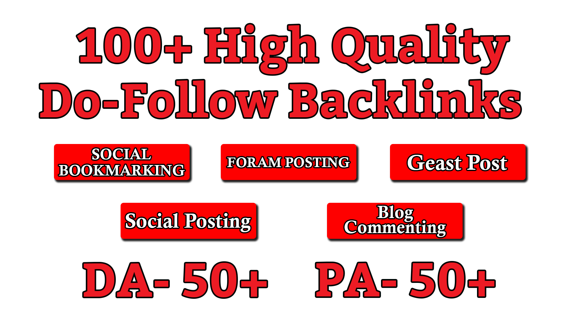 I Will Provide 100+ High Quality Forum Posting for SEO
