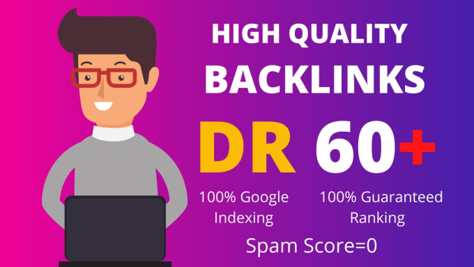 Build 5 Premium DR 60 Plus High Authority PBN Homepage Contextual SEO Backlinks