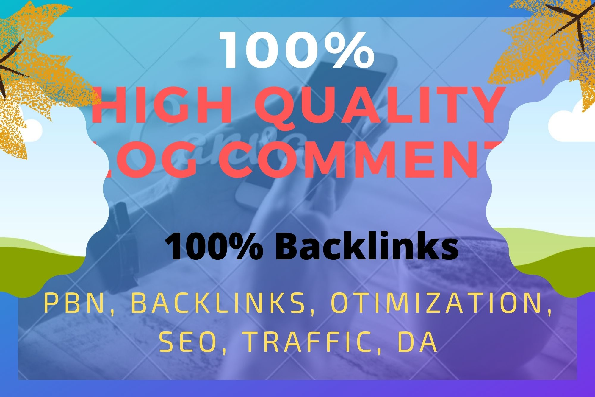 Build 40 High Quality web2.0 Backlinks