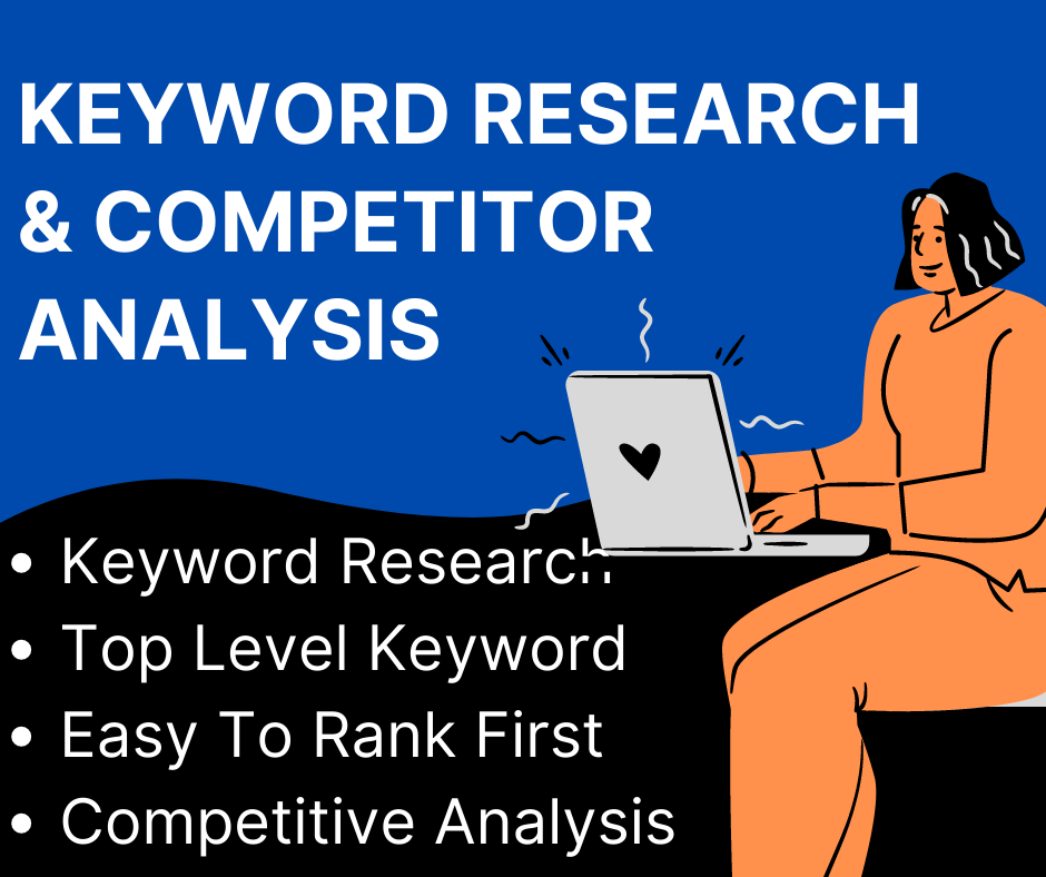 I will Provide you 100 organic keyword research