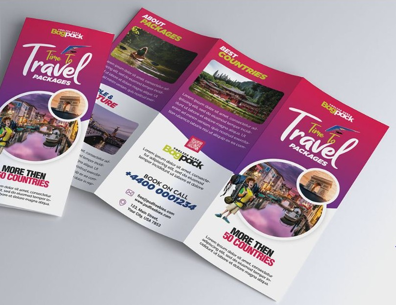 Creating professional Brochures,  Posters,  Flyers,  infographics,  menus,  banners