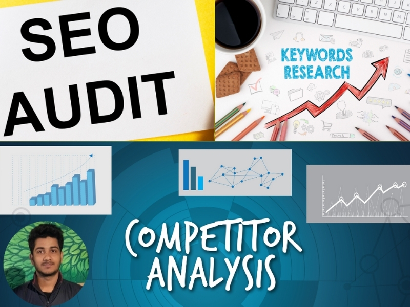 I will do an excellent SEO audit and Competitor analysis for your website or Blog