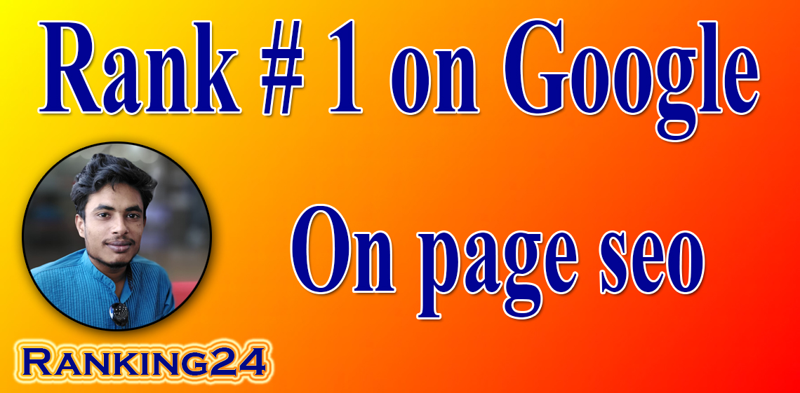I will do website onpage SEO and technical optimization